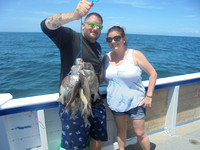 5/19/2016 Half Day Fishing